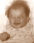 第一番目の赤ちゃん